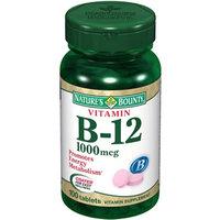 Nature's Bounty Vitamin B-12