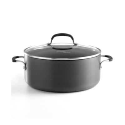 Calphalon Simply Nonstick 7 qt. Dutch Oven with Cover