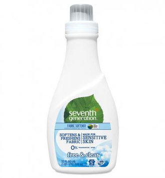 Seventh Generation Free & Clear Natural Fabric Softener