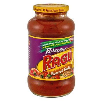 Ragu Robusto! Roasted Garlic Pasta Sauce