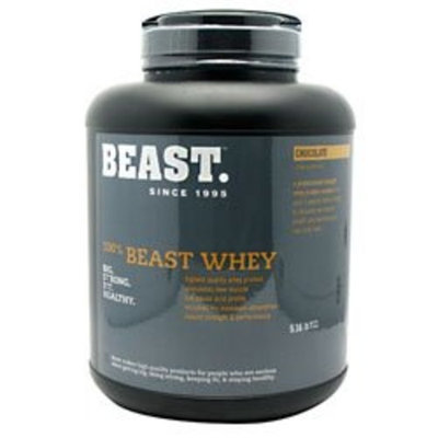Beast Sports Nutrition 100% Beast Whey Supplement, Chocolate, 5.16 Pound