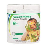 DG Home Ultimate Paper Towels, 2 ct