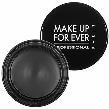 MAKE UP FOR EVER Aqua Black Waterproof Cream Eye Shadow Aqua Black Waterproof Cream Eye Shadow 0.24 oz