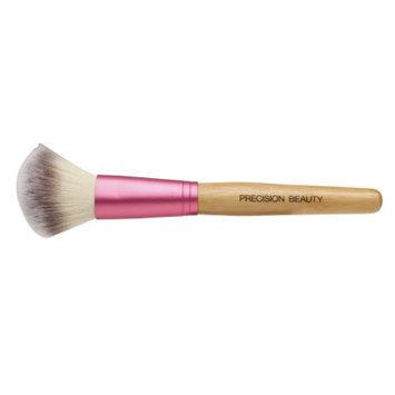 Precision Beauty Angled Blush Brush, Soft Taklon Hair