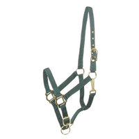 Gatsby Leather Gatsby Adjustable Nylon Halter w/Snap
