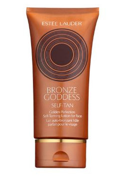 Estée Lauder Bronze Goddess Golden Perfection Self-Tanning Lotion for Face