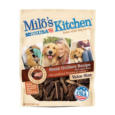 Milo's Kitchen Home-Style Griller Dog Treat