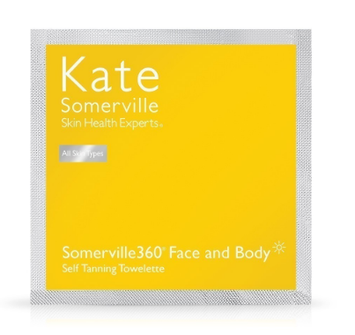 KAte Somerville 360 Towelettes for Face And Body