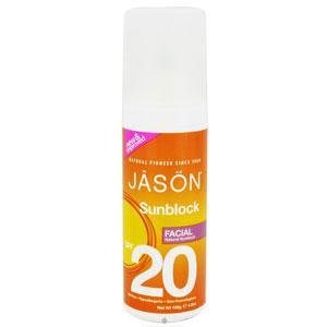 JĀSÖN Sunbrellas Facial Sunblock Block Spf 20
