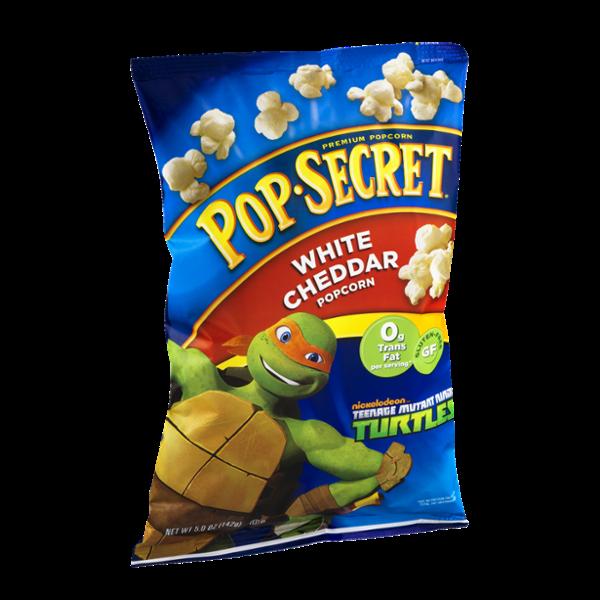 Pop-Secret Popcorn White Cheddar