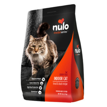 Nulo Medal Series Indoor Adult Cat Food