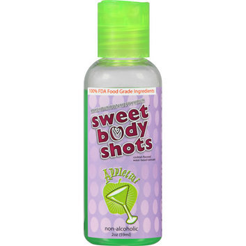 OYes Sweet Body Shots Appletini Cocktail-Flavored Water-Based Lubricant