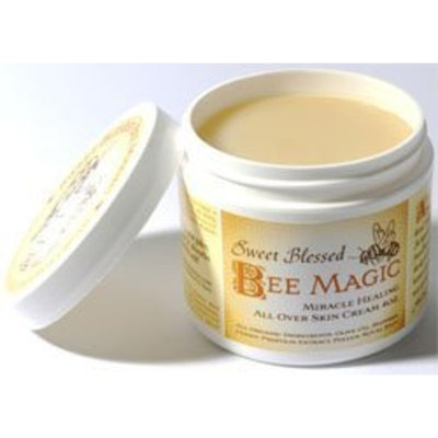 Medicine Mama's Apothecary Sweet Blessed Bee Magic Cream, 2 Ounce