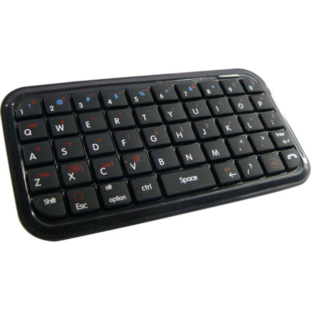 Eagle Tech Arion Bluetooth Keyboard w/Speaker & Mic for Tablets, Phone & Consoles
