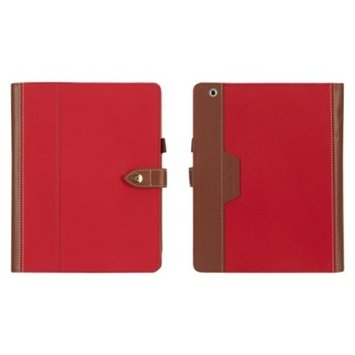 Griffin Backbay Case for iPad - Red (GB36259)