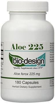 Aloe 225 mg 180 caps by Biodesign