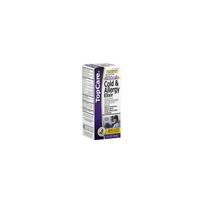 TopCare Children's Cold & Allergy Elixir, 4 Oz. (Compare To Children's Dimetapp Elixir Cold & Allergy)