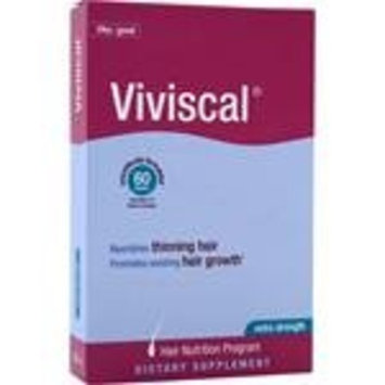 Viviscal Extra Strength Hair Nutrient Tablets, 60-Tablets