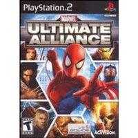 Marvel: Ultimate Alliance [PlayStation 2 Game]