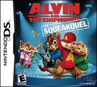 Majesco Alvin & the Chipmunks: The Squeakquel