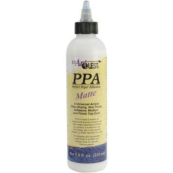 Us Artquest US ArtQuest AQPPA101 8. 5oz. Perfect Paper Adhesive Matte
