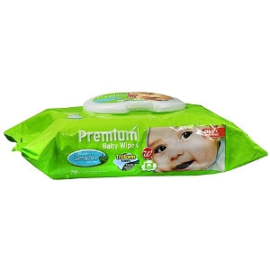 Walgreens Premium Sensitive Baby Wipes
