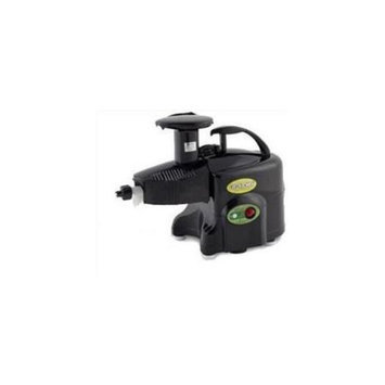 Samson-healthnut Alternatives KPE1304BL Greenpower Twin Gear Juicer- Black