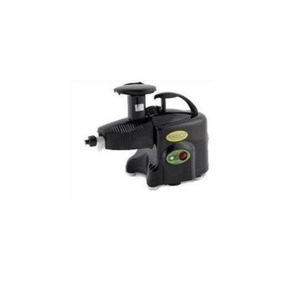 Samson-healthnut Alternatives KPE1304BL Greenpower Twin Gear Juicer- Black