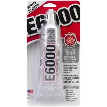 E-6000 Adhesive 2 Ounces-White