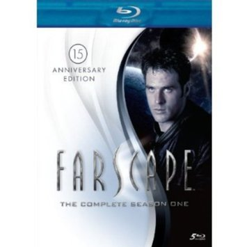 Farscape: The Complete Season One (15th Anniversary Edition) (Blu-ray)