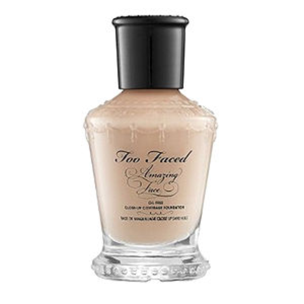 Too Faced Amazing Face Liquid Foundation