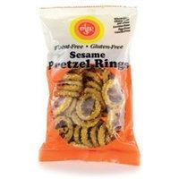 Ener-g Foods Ener-G Sesame Pretzel Rings Gluten Free -- 2.65 oz