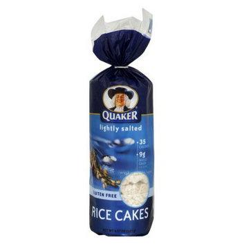 Quaker Lightly Salted Rice Cakes 4.47 oz