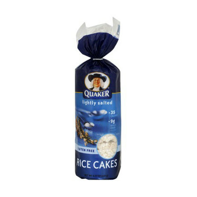 Quaker Lightly Salted Rice Cakes 4.47 oz
