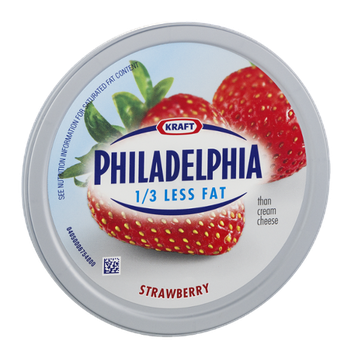 Kraft Philadelphia Cream Cheese Strawberry