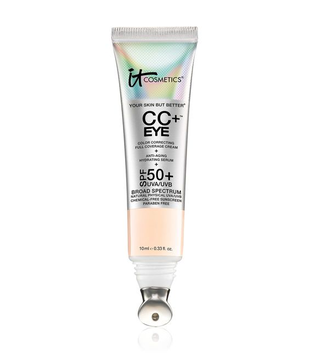 It Cosmetics CC+® Eye Color Correcting Full Coverage Cream SPF 50 UVA/UVB Under Eye Concealer