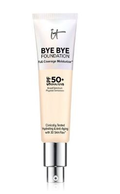 IT Cosmetics® Bye Bye Foundation Full Coverage Moisturizer™ with SPF 50+