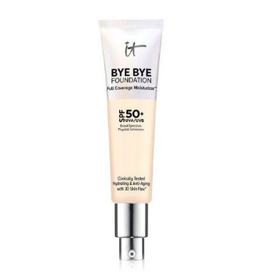 IT Cosmetics® Bye Bye Foundation Full Coverage Moisturizer™ with SPF 50+