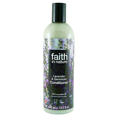 Faith In Nature Lavender & Geranium Conditioner