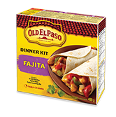 Old El Paso® Fajita Dinner Kit