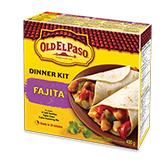 Old El Paso® Fajita Dinner Kit