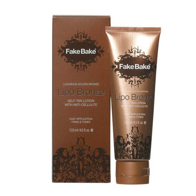 Fake Bake Lipo Bronze Self-Tan Lotion 133ml/4.5oz