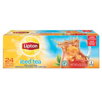 Lipton® Iced Black Tea Family Size Tea Bags