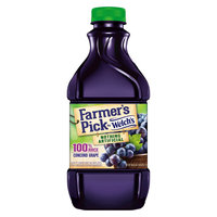 Welch's® 100%Welch's Farmer's Pick Concord Grape Juice
