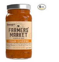 Prego® Farmers Market Four Cheese Sauce
