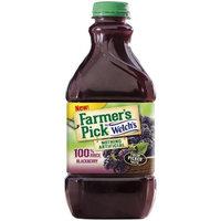 Welch's® Bottle Juice Farmers Pick 100% Blackberry