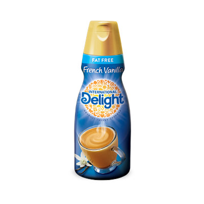 International Delight Fat-Free Coffee Creamer French Vanilla