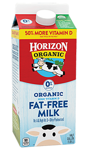 Horizon Fat-Free Milk