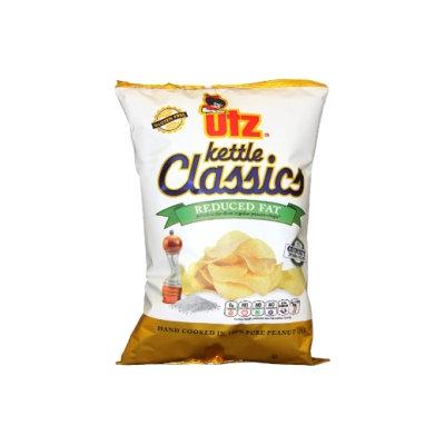 Utz Kettle Classics Gluten Free Reduced Fat Potato Chips