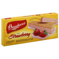 Bauducco Strawberry Wafers, 5.82 oz, (Pack of 18)